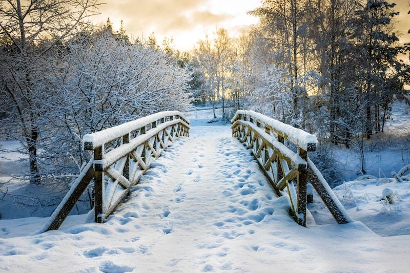 Où partir en voyage en hiver ?